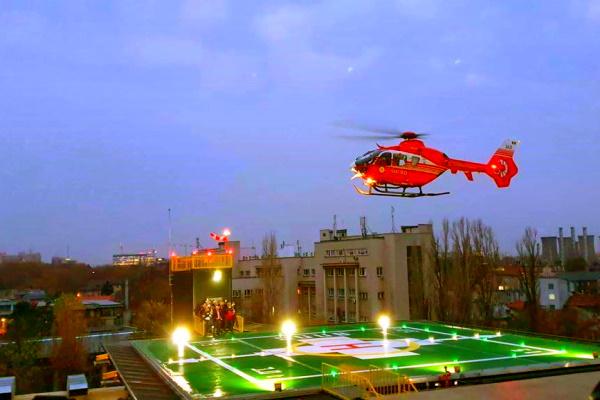 Heliport Spitalul de Urgenta Bucuresti